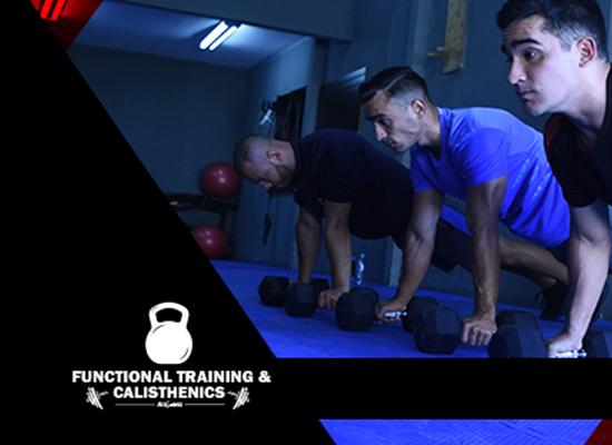 Portada Functional Training & Calisthenics