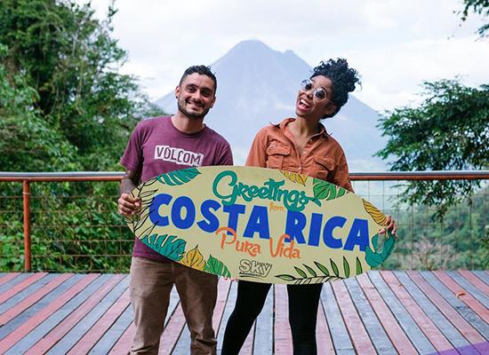 Portada Costa Rica Sky Adventures
