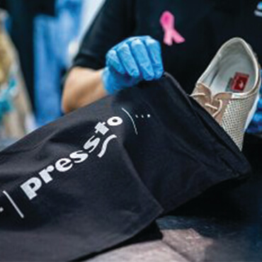 Pressto Dry Cleaning